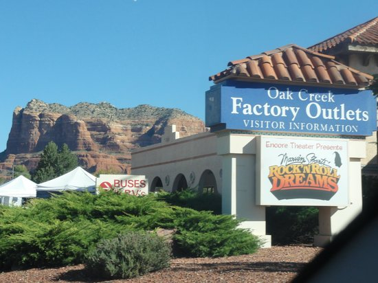 Oak Creek Factory Outlets
