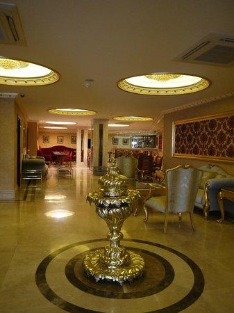 Hotel Antea: Salon
