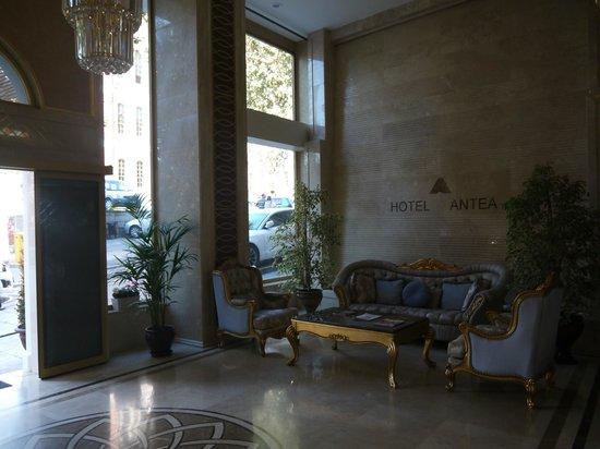 Hotel Antea: Hall d'entrée