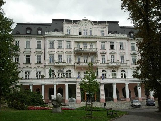 Photo of Hotel Cisarke Lazne (Kaiserbad) Teplice