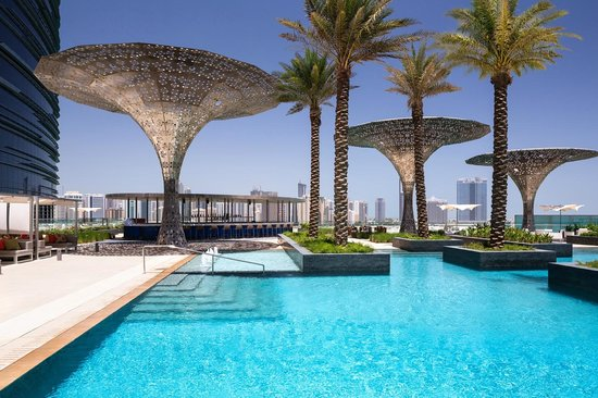 Excellent hotel adjacent to Cleveland Clinic Abu Dhabi - Review of