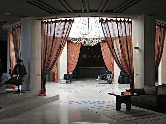 Atlas Essaouira & Spa : Hall d'acceuil