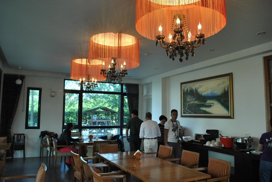 Dahou Villa Ressort Yilan: 大好親水河畔民宿