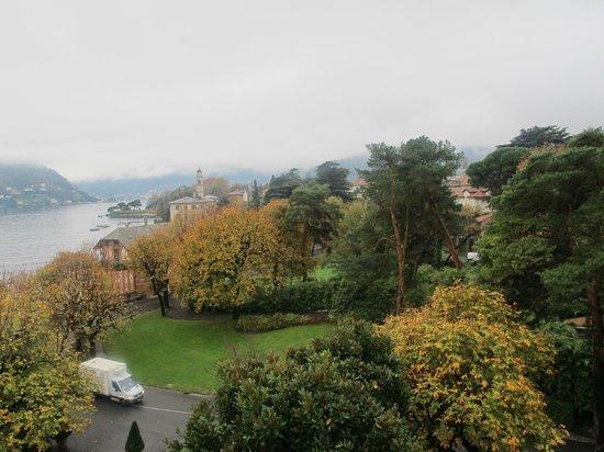 Villa d'Este : View from the room