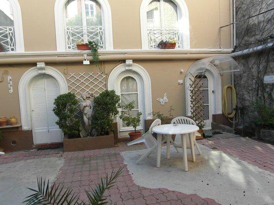 Hotel Select : patio