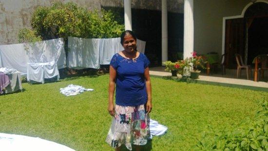 Frangipani Motel : Owner