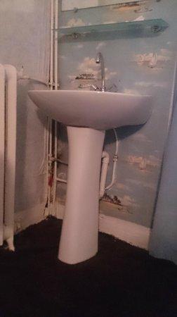 Hotel Saint Pierre: Tutto il bagno in camera