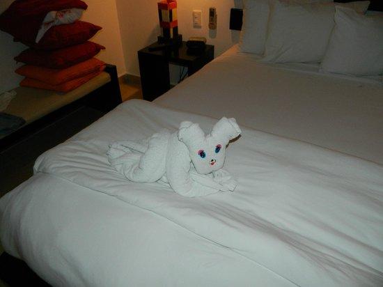 Hotel Casa Ticul: Very clean rooms