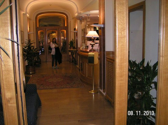 Hotel Medici : Reception