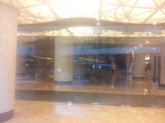 Pan Pacific Singapore: Entry Lobby
