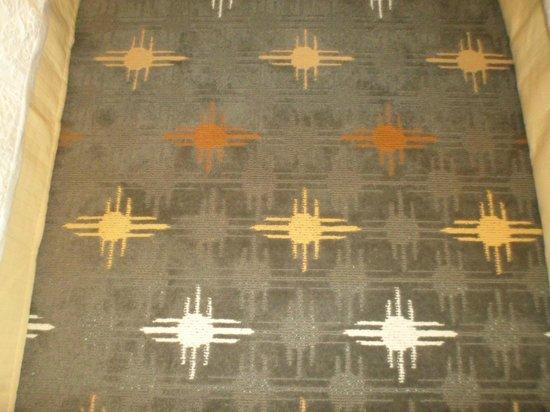 Hampton Inn Hallandale Beach/Aventura : carpete novo