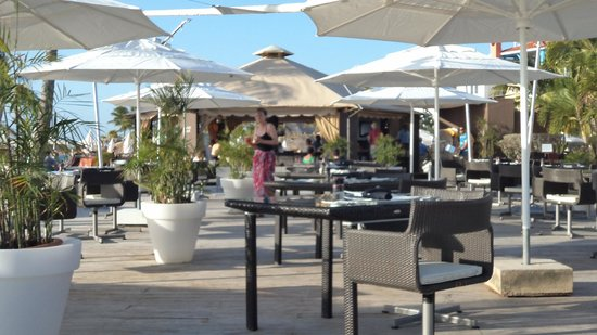Bucuti & Tara Beach Resort Aruba: restaurante do hotel
