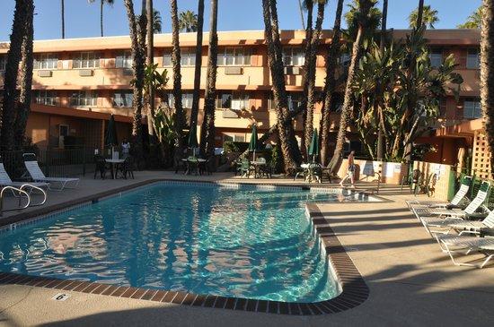 Poolview Rooms Picture Of Saga Motor Hotel Pasadena