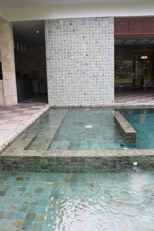 Alindra Villa: Jacuzzi nella Grand Pool Villa