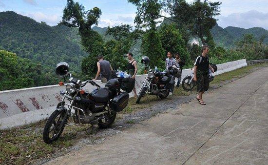 Vietnam Motorbike Tour - Day Trips