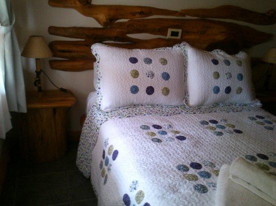 Nachoanas: dormitorio
