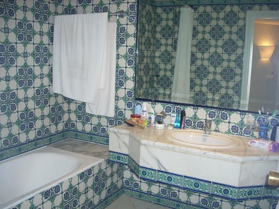 El Mouradi Palm Marina: bathroom