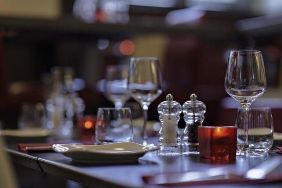 RBG Bar & Grill Prague: RBG Restaurant