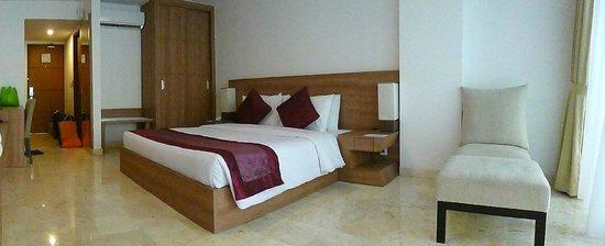 Park Regis Kuta Bali: The room dexo in Pool suite