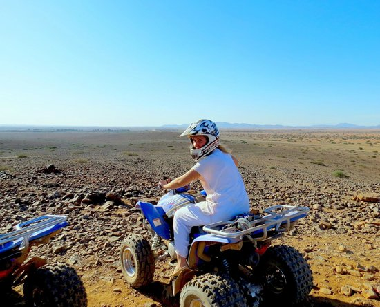 Marrakesh Quad: .