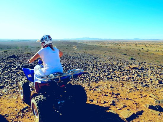 Marrakesh Quad : .