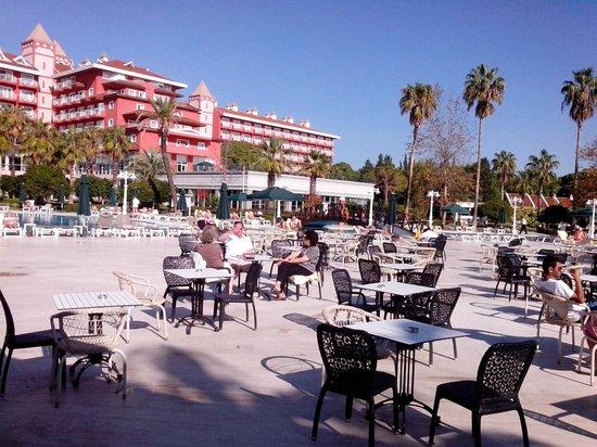 IC Hotels Santai: утро