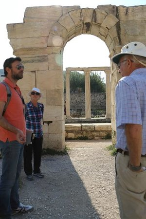 Context Athens Tours : Context Tour: A Day In The Life of Ancient Athenians