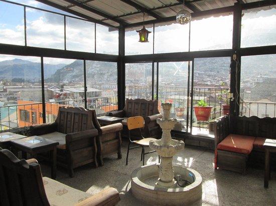 La Casa Tolena Hostal: El Bar