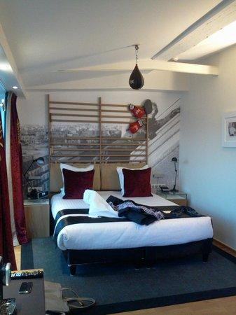 Hotel Le 123 Sebastopol - Astotel: chambre 612