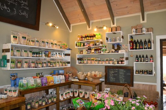 Windmill Cafe: Home-made Jams and relishes made on site