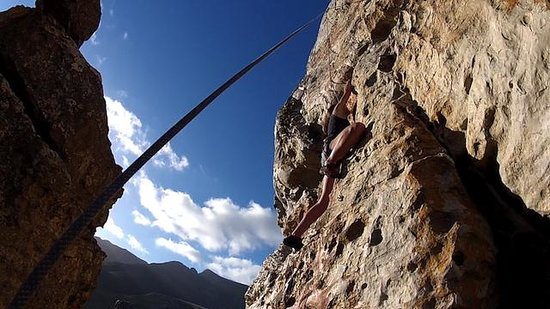 Paradise Adventures: Rock climbing