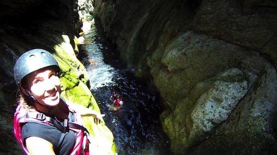 Paradise Adventures: Extreme Canyoning trip