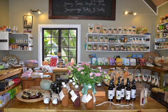 Windmill Cafe: Beautiful collection of Superfoods & Wholefoods
