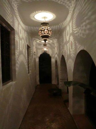 Riad O2: Hallway