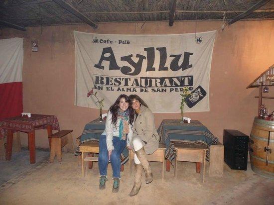 Ayllu Hostel : RICA COMIDITA