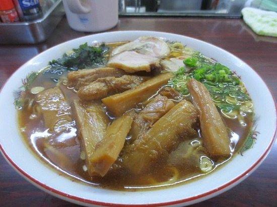 Fukuraku: メンマ拉麺大