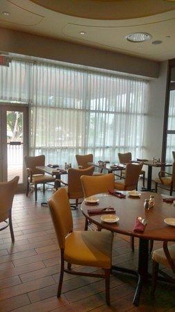 West Palm Beach Marriott : The Bistro