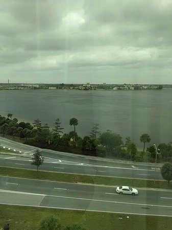 West Palm Beach Marriott: View