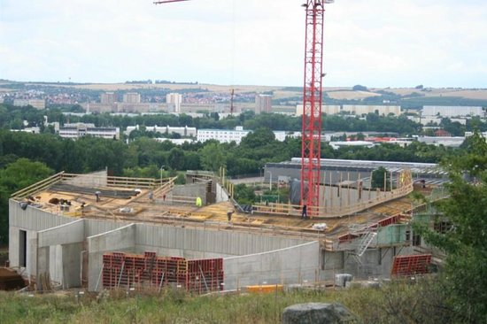 Zoopark Erfurt: New Elephant Building (Under Construction)