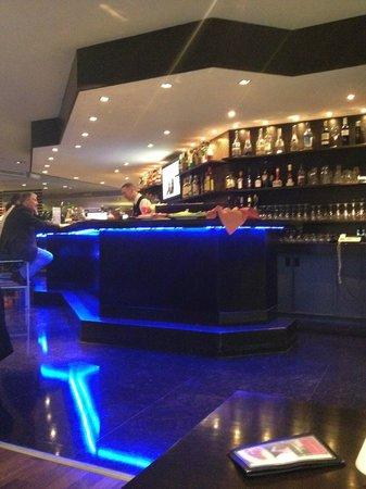 Husa President Park: bar