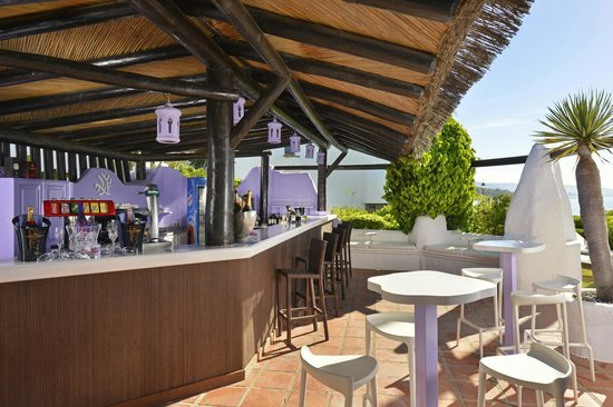 Iberostar Marbella Coral Beach: Pool Bar