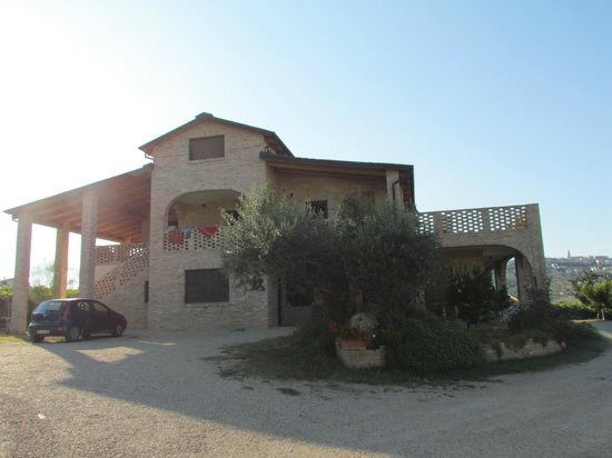 Agriturismo Torre Mannella: The new house