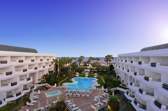 Iberostar Marbella Coral Beach: Overview