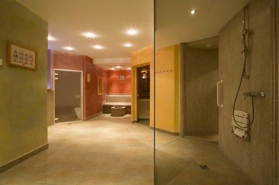 Hotel Seraina: Wellnessanlage