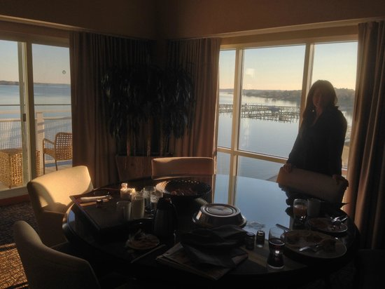Hyatt Regency Chesapeake Bay Golf Resort, Spa & Marina: Dining Area