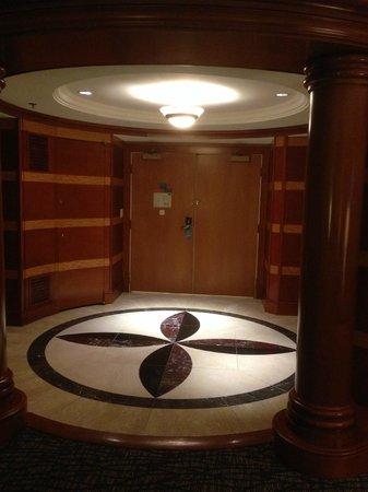 Hyatt Regency Chesapeake Bay Golf Resort, Spa & Marina: Entrance