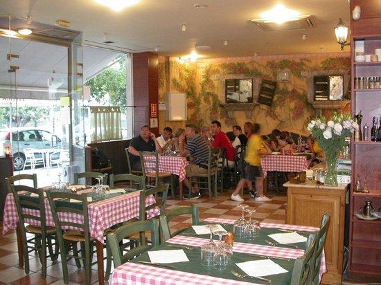 Piazza Grande: ristorante