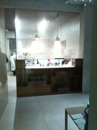 Larte: La cucina, a vista discreta