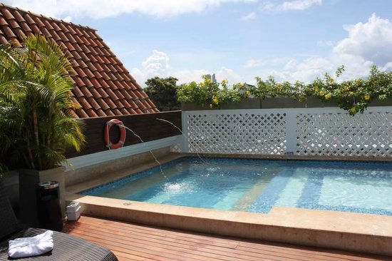 Casa Canabal Hotel Boutique : Rooftop Pool