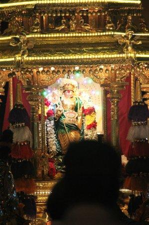 New Tirupur Lodge : em peruman muruga peruman on the thanga ratham